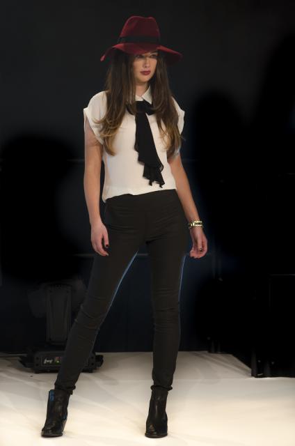 Nissan Generation Next UCD Fashion Show 2014