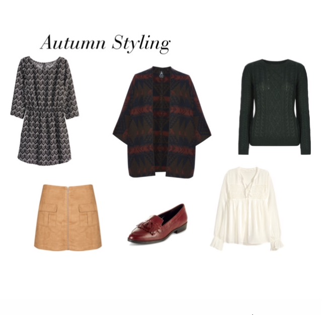 autumn styling 2015
