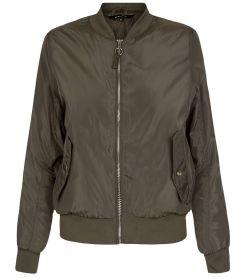 khaki-padded-double-pocket-bomber-jacket-new-look